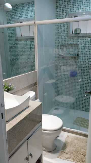 22 Casa Linear Itaipu. - Imobiliária Agatê Imóveis vende Casa Padrão de 120m² Itaipu - Niterói por 590 mil reais. - HTCA30167 - 23