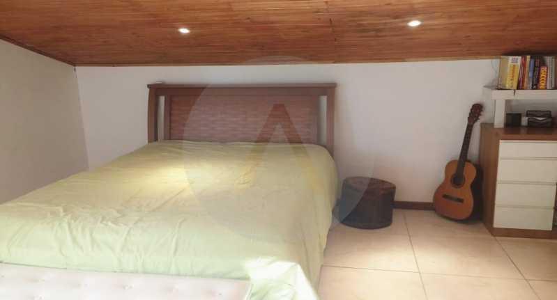 23 Casa Linear Itaipu. - Imobiliária Agatê Imóveis vende Casa Padrão de 120m² Itaipu - Niterói por 590 mil reais. - HTCA30167 - 24