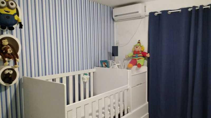 24 Casa Linear Itaipu. - Imobiliária Agatê Imóveis vende Casa Padrão de 120m² Itaipu - Niterói por 590 mil reais. - HTCA30167 - 25