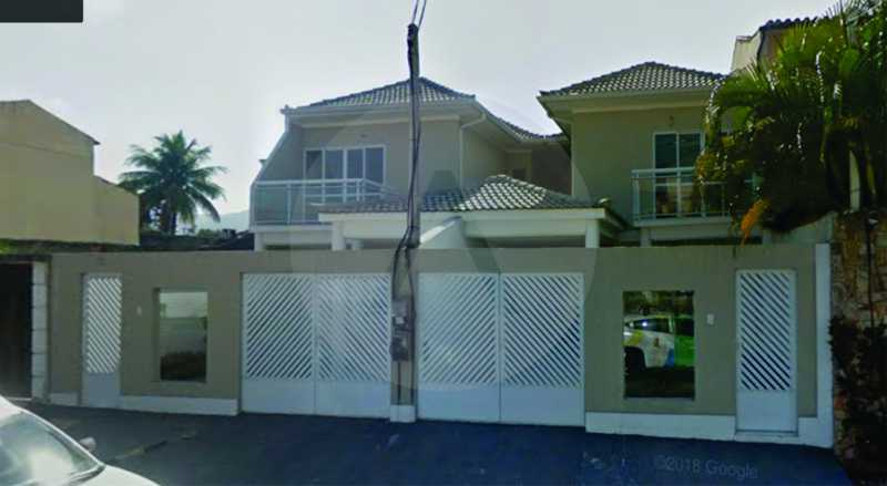 1 Casa 3 suites Piratininga - Imobiliária Agatê Imóveis vende Casa Padrão de 220m² Piratininga - Niterói por 840 mil reais. - HTCA40078 - 1