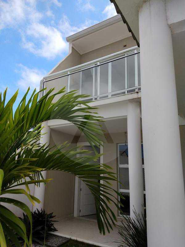 2 Casa 3 suites Piratininga - Imobiliária Agatê Imóveis vende Casa Padrão de 220m² Piratininga - Niterói por 840 mil reais. - HTCA40078 - 3