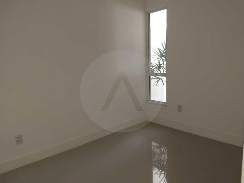 10 Casa 3 suites Piratininga - Imobiliária Agatê Imóveis vende Casa Padrão de 220m² Piratininga - Niterói por 740 mil reais. - HTCA40078 - 10