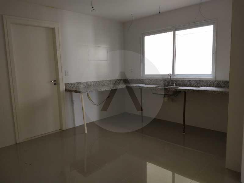 11 Casa 3 suites Piratininga - Imobiliária Agatê Imóveis vende Casa Padrão de 220m² Piratininga - Niterói por 740 mil reais. - HTCA40078 - 11