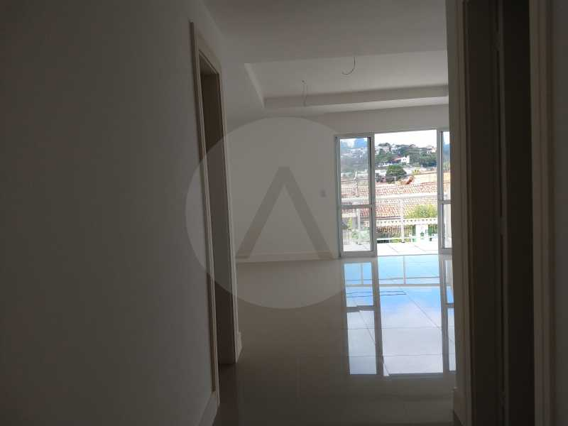13 Casa 3 suites Piratininga - Imobiliária Agatê Imóveis vende Casa Padrão de 220m² Piratininga - Niterói por 840 mil reais. - HTCA40078 - 12