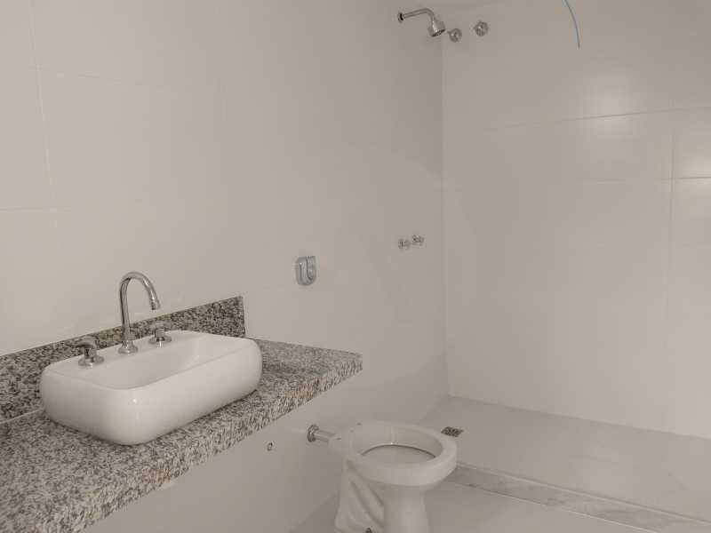 20 Casa 3 suites Piratininga - Imobiliária Agatê Imóveis vende Casa Padrão de 220m² Piratininga - Niterói por 740 mil reais. - HTCA40078 - 19