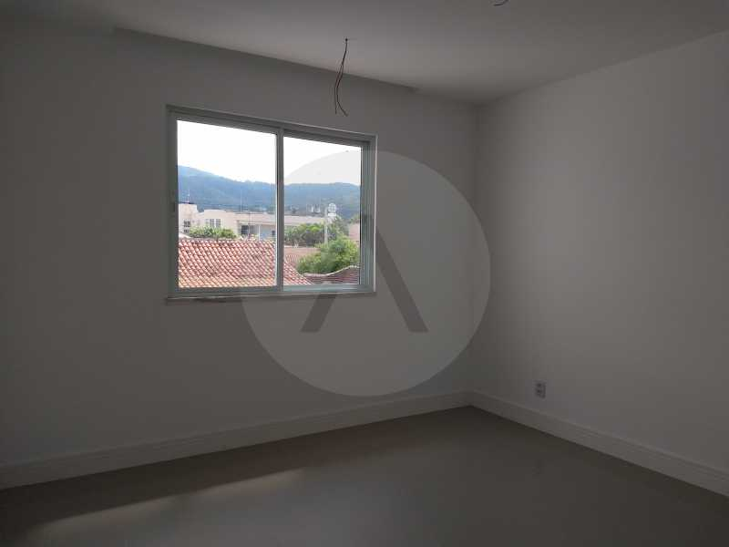21 Casa 3 suites Piratininga - Imobiliária Agatê Imóveis vende Casa Padrão de 220m² Piratininga - Niterói por 840 mil reais. - HTCA40078 - 20