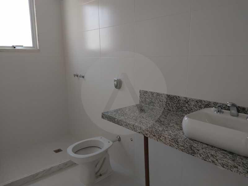22 Casa 3 suites Piratininga - Imobiliária Agatê Imóveis vende Casa Padrão de 220m² Piratininga - Niterói por 840 mil reais. - HTCA40078 - 21