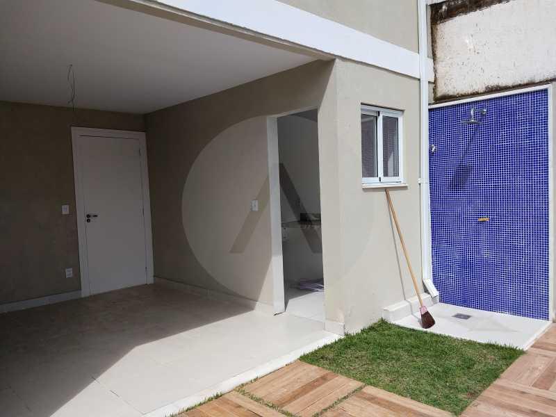 24 Casa 3 suites Piratininga - Imobiliária Agatê Imóveis vende Casa Padrão de 220m² Piratininga - Niterói por 740 mil reais. - HTCA40078 - 23