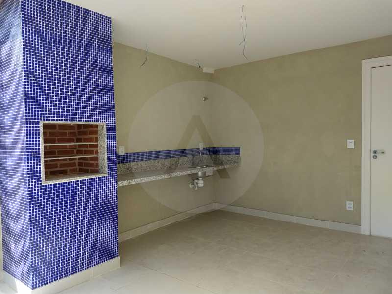 25 Casa 3 suites Piratininga - Imobiliária Agatê Imóveis vende Casa Padrão de 220m² Piratininga - Niterói por 840 mil reais. - HTCA40078 - 24