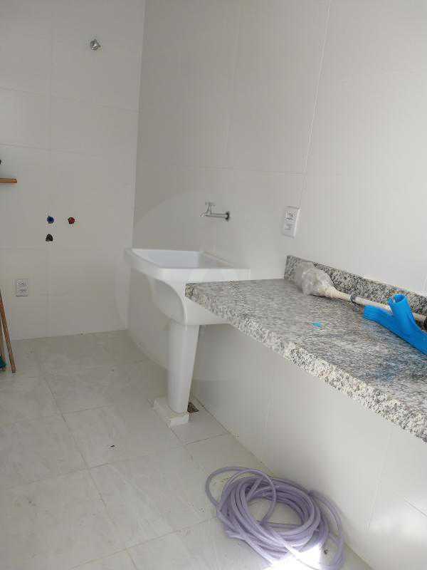 26 Casa 3 suites Piratininga - Imobiliária Agatê Imóveis vende Casa Padrão de 220m² Piratininga - Niterói por 840 mil reais. - HTCA40078 - 25