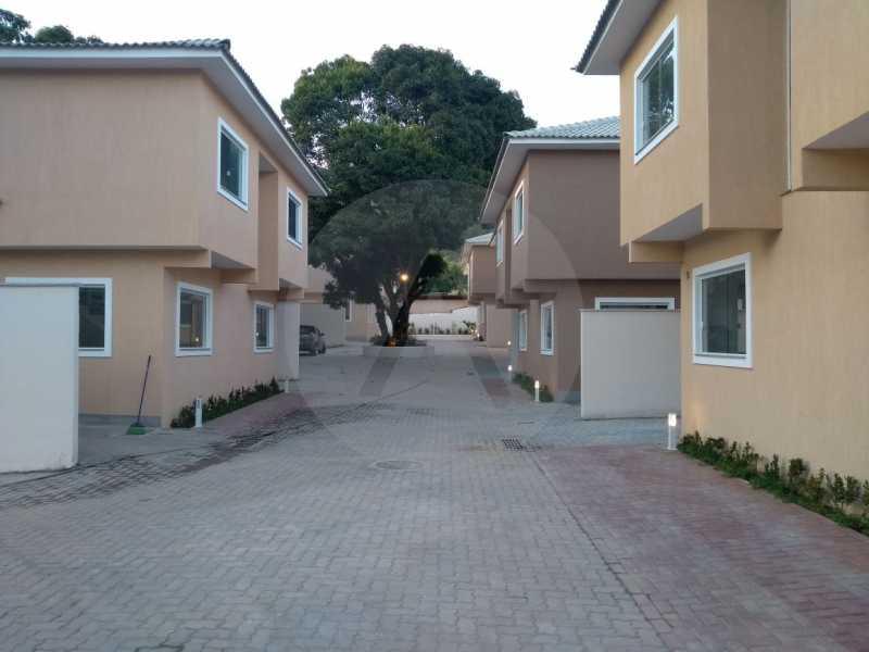1 Casa em Condomínio Itaipu. - Casa em Condomínio 2 quartos à venda Itaipu, Niterói - R$ 350.000 - HTCN20024 - 4