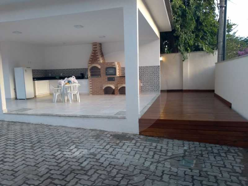 2 Casa em Condomínio Itaipu. - Casa em Condomínio 2 quartos à venda Itaipu, Niterói - R$ 350.000 - HTCN20024 - 5