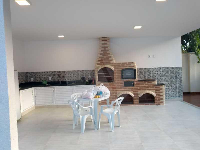 3 Casa em Condomínio Itaipu. - Casa em Condomínio 2 quartos à venda Itaipu, Niterói - R$ 350.000 - HTCN20024 - 6