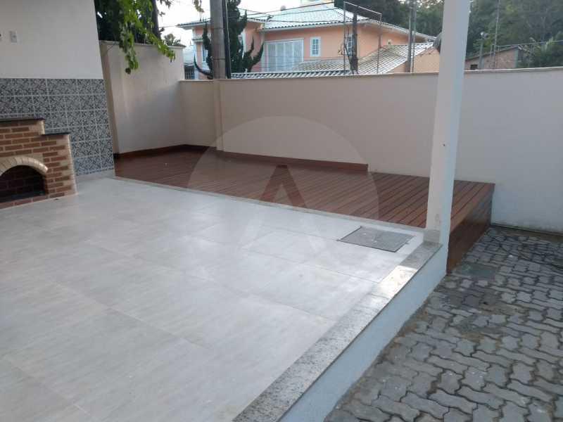 4 Casa em Condomínio Itaipu. - Casa em Condomínio 2 quartos à venda Itaipu, Niterói - R$ 350.000 - HTCN20024 - 7