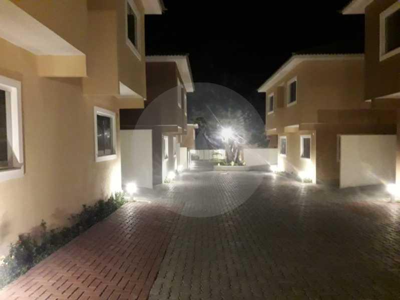 7 Casa em Condomínio Itaipu. - Casa em Condomínio 2 quartos à venda Itaipu, Niterói - R$ 350.000 - HTCN20024 - 1