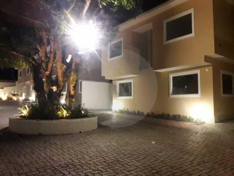 9  Casa em Condomínio Itaipu. - Casa em Condomínio 2 quartos à venda Itaipu, Niterói - R$ 350.000 - HTCN20024 - 10