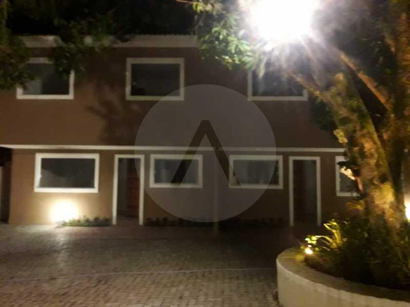 10 Casa em Condomínio Itaipu. - Casa em Condomínio 2 quartos à venda Itaipu, Niterói - R$ 350.000 - HTCN20024 - 11