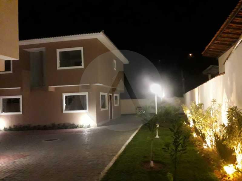 12 Casa em Condomínio Itaipu. - Casa em Condomínio 2 quartos à venda Itaipu, Niterói - R$ 350.000 - HTCN20024 - 13
