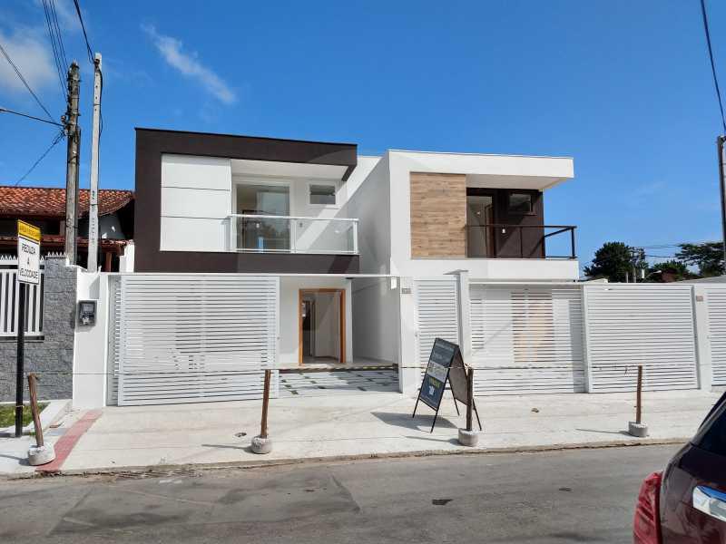 2 Casa 3 qtos Itaipu - IMOBILIÁRIA AGATÊ IMÓVEIS VENDE LINDA CASA 3 QUARTOS BAIRRO PEIXOTO ITAIPU NITERÓI. - HTCA30173 - 3
