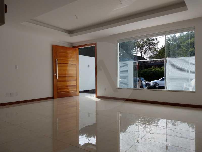 6  Casa 3 qtos Itaipu - IMOBILIÁRIA AGATÊ IMÓVEIS VENDE LINDA CASA 3 QUARTOS BAIRRO PEIXOTO ITAIPU NITERÓI. - HTCA30173 - 7