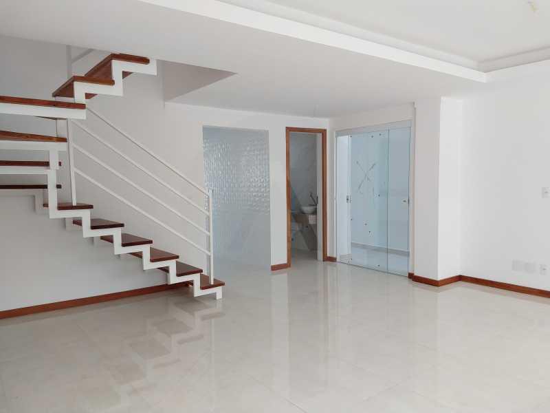 7  Casa 3 qtos Itaipu - IMOBILIÁRIA AGATÊ IMÓVEIS VENDE LINDA CASA 3 QUARTOS BAIRRO PEIXOTO ITAIPU NITERÓI. - HTCA30173 - 8