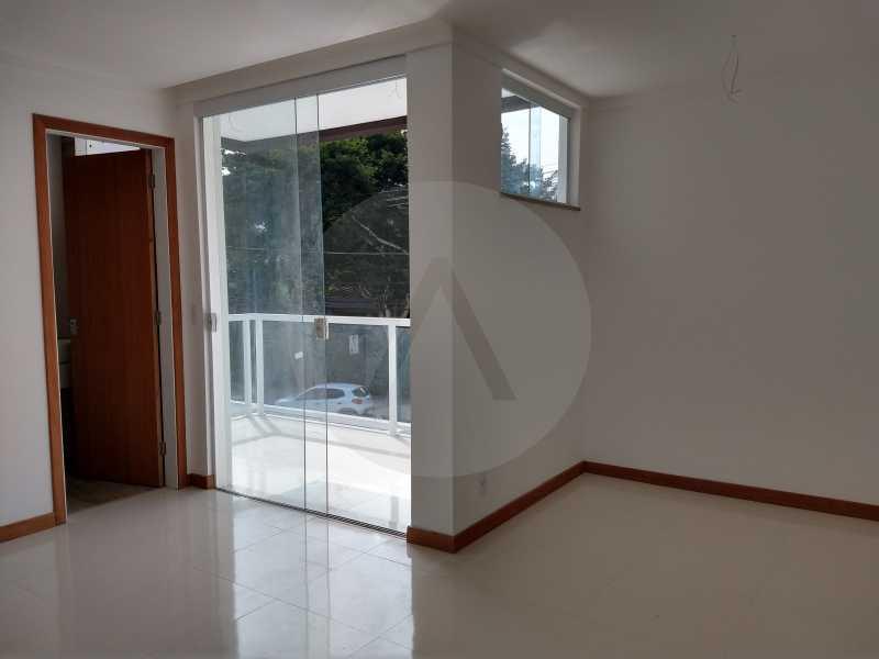 15  Casa 3 qtos Itaipu - IMOBILIÁRIA AGATÊ IMÓVEIS VENDE LINDA CASA 3 QUARTOS BAIRRO PEIXOTO ITAIPU NITERÓI. - HTCA30173 - 16