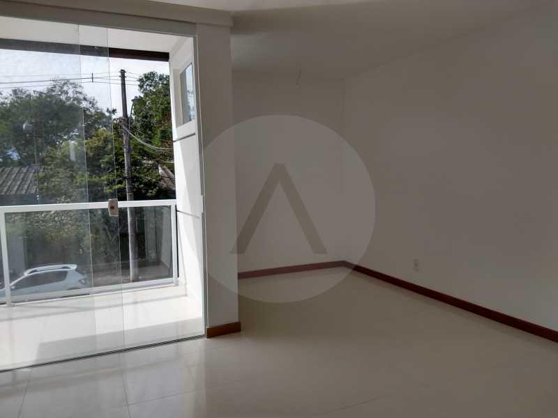 16  Casa 3 qtos Itaipu - IMOBILIÁRIA AGATÊ IMÓVEIS VENDE LINDA CASA 3 QUARTOS BAIRRO PEIXOTO ITAIPU NITERÓI. - HTCA30173 - 17