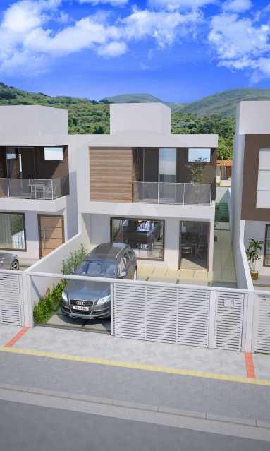 27 Casa 3 qtos Itaipu - IMOBILIÁRIA AGATÊ IMÓVEIS VENDE LINDA CASA 3 QUARTOS BAIRRO PEIXOTO ITAIPU NITERÓI. - HTCA30173 - 28