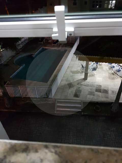 4  Apartamento Padrão Itaipu. - Imobiliária Agatê Imóveis vende Apartamento Padrão de 160m² Itaipu - Niterói por 820 mil reais. - HTAP40003 - 5