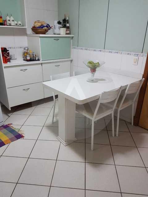 8 Apartamento Padrão Itaipu. - Imobiliária Agatê Imóveis vende Apartamento Padrão de 160m² Itaipu - Niterói por 820 mil reais. - HTAP40003 - 9