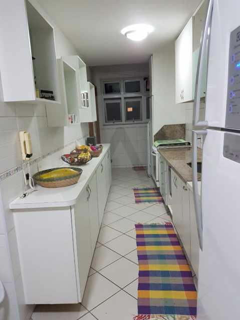 9 Apartamento Padrão Itaipu. - Imobiliária Agatê Imóveis vende Apartamento Padrão de 160m² Itaipu - Niterói por 820 mil reais. - HTAP40003 - 10