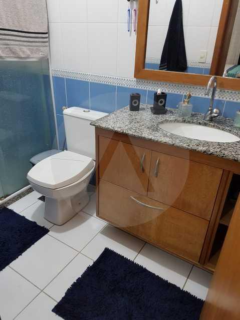 14  Apartamento Padrão Itaipu - Imobiliária Agatê Imóveis vende Apartamento Padrão de 160m² Itaipu - Niterói por 820 mil reais. - HTAP40003 - 15
