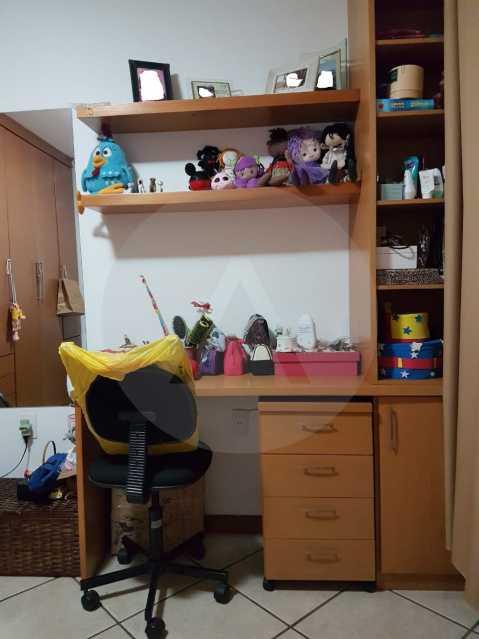 17  Apartamento Padrão Itaipu - Imobiliária Agatê Imóveis vende Apartamento Padrão de 160m² Itaipu - Niterói por 820 mil reais. - HTAP40003 - 18