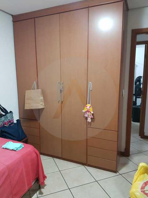 18  Apartamento Padrão Itaipu - Imobiliária Agatê Imóveis vende Apartamento Padrão de 160m² Itaipu - Niterói por 820 mil reais. - HTAP40003 - 19