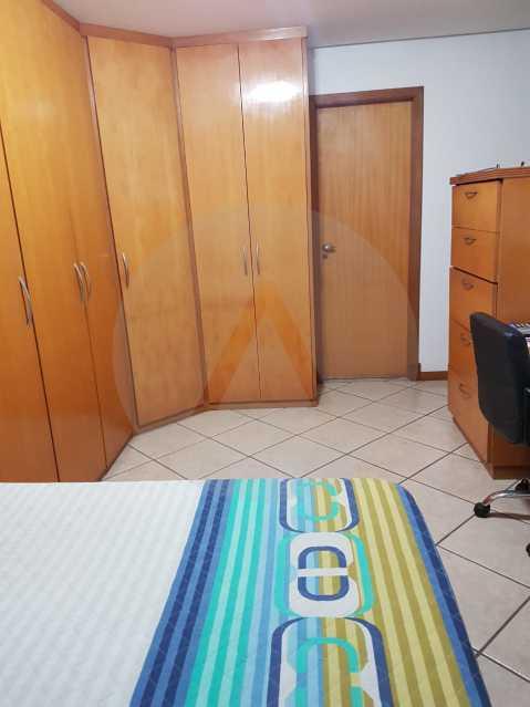 20  Apartamento Padrão Itaipu - Imobiliária Agatê Imóveis vende Apartamento Padrão de 160m² Itaipu - Niterói por 820 mil reais. - HTAP40003 - 21