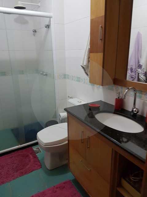 21  Apartamento Padrão Itaipu - Imobiliária Agatê Imóveis vende Apartamento Padrão de 160m² Itaipu - Niterói por 820 mil reais. - HTAP40003 - 22