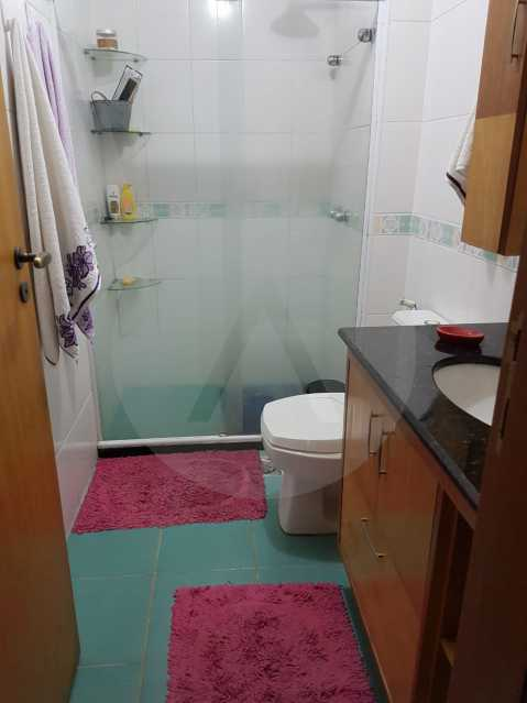 22  Apartamento Padrão Itaipu - Imobiliária Agatê Imóveis vende Apartamento Padrão de 160m² Itaipu - Niterói por 820 mil reais. - HTAP40003 - 23