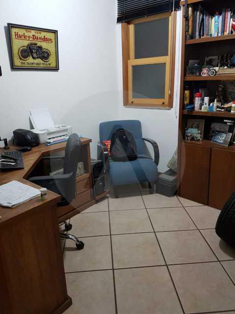 23  Apartamento Padrão Itaipu - Imobiliária Agatê Imóveis vende Apartamento Padrão de 160m² Itaipu - Niterói por 820 mil reais. - HTAP40003 - 24