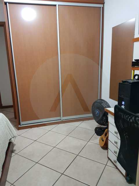 25  Apartamento Padrão Itaipu - Imobiliária Agatê Imóveis vende Apartamento Padrão de 160m² Itaipu - Niterói por 820 mil reais. - HTAP40003 - 26