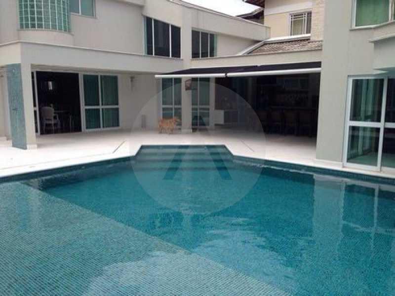 1. Casa Condomínio Camboinhas - Imobiliária Agatê Imóveis vende Casa em Condomínio de 700m² Camboinhas - Niterói por 6.500 mil reais. - HTCN50008 - 1