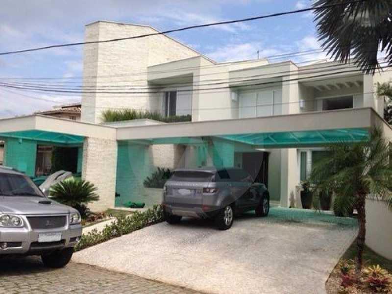 2. Casa Condomínio Camboinhas - Imobiliária Agatê Imóveis vende Casa em Condomínio de 700m² Camboinhas - Niterói por 6.500 mil reais. - HTCN50008 - 3