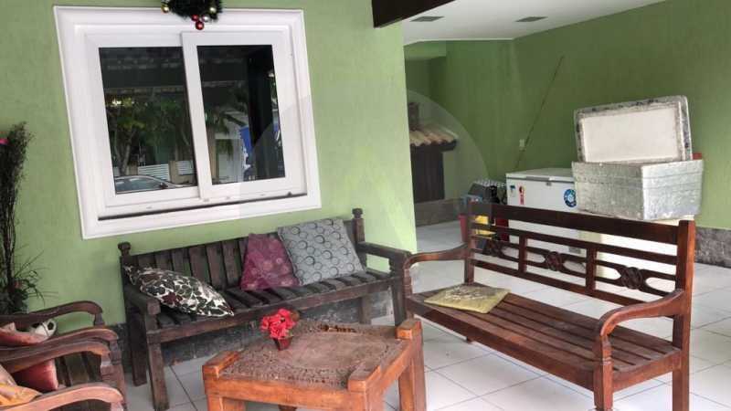 3 Casa em Condomínio Varzea d - Imobiliária Agatê Imóveis vende Casa em Condomínio de 200m² Várzea das Moças - Niterói por 990 mil reais. - HTCN40052 - 5