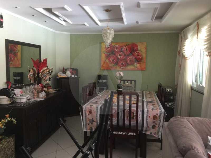 4 Casa em Condomínio Varzea d - Imobiliária Agatê Imóveis vende Casa em Condomínio de 200m² Várzea das Moças - Niterói por 990 mil reais. - HTCN40052 - 6