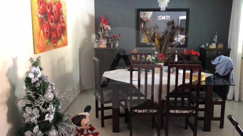 5 Casa em Condomínio Varzea d - Imobiliária Agatê Imóveis vende Casa em Condomínio de 200m² Várzea das Moças - Niterói por 990 mil reais. - HTCN40052 - 7
