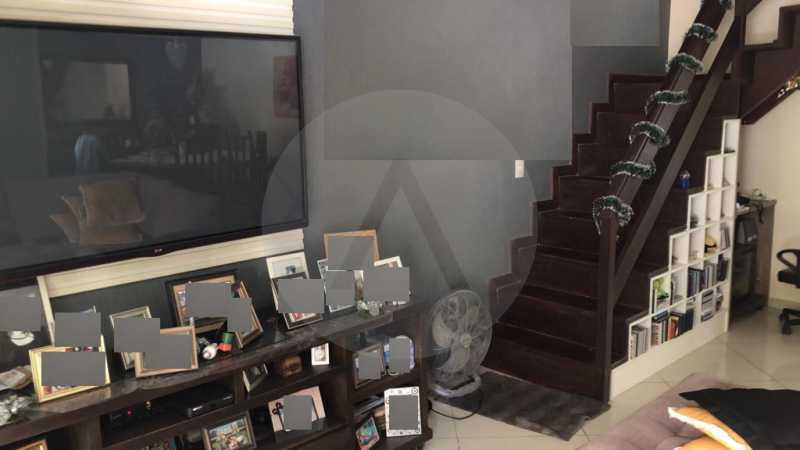 6 Casa em Condomínio Varzea d - Imobiliária Agatê Imóveis vende Casa em Condomínio de 200m² Várzea das Moças - Niterói por 990 mil reais. - HTCN40052 - 8