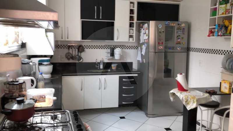 9 Casa em Condomínio Varzea d - Imobiliária Agatê Imóveis vende Casa em Condomínio de 200m² Várzea das Moças - Niterói por 990 mil reais. - HTCN40052 - 11