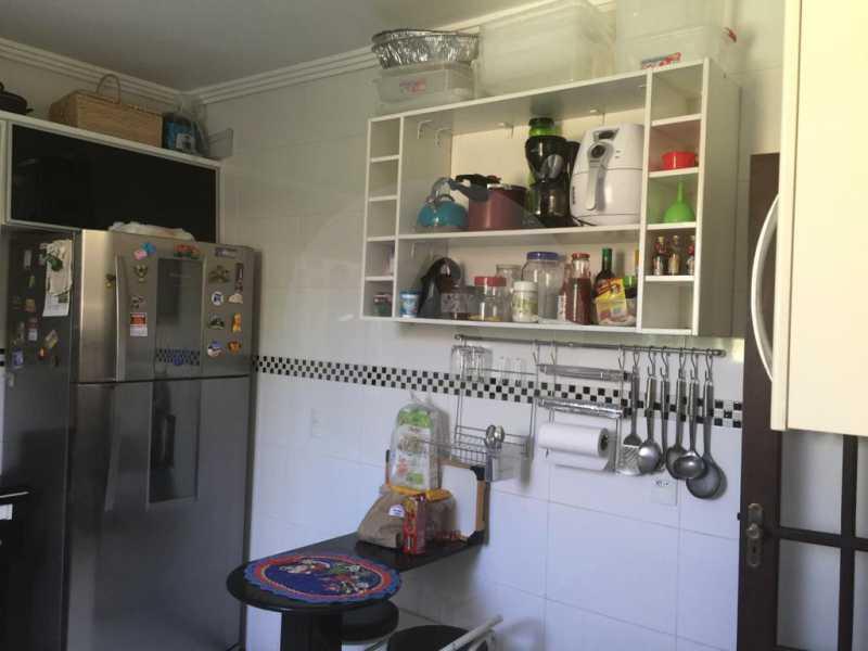 11 Casa em Condomínio Varzea  - Imobiliária Agatê Imóveis vende Casa em Condomínio de 200m² Várzea das Moças - Niterói por 990 mil reais. - HTCN40052 - 13