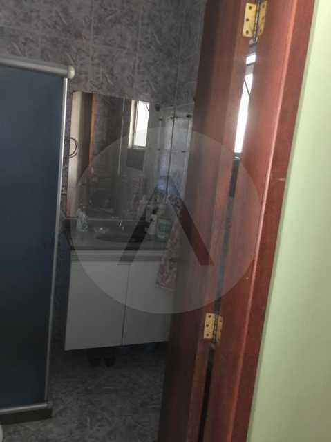 12 Casa em Condomínio Varzea  - Imobiliária Agatê Imóveis vende Casa em Condomínio de 200m² Várzea das Moças - Niterói por 990 mil reais. - HTCN40052 - 14