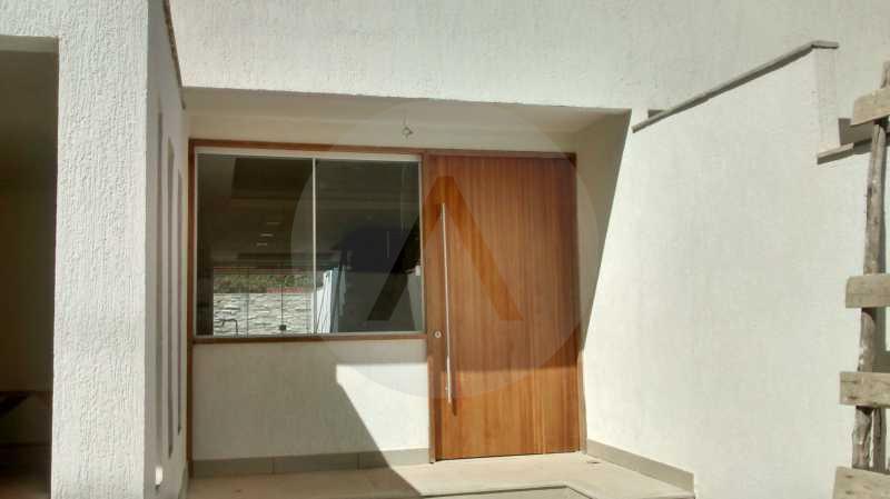 5 Casa Itaipu Maravista - Imobiliária Agatê Imóveis vende Casa de 168 m² Itaipu - Niterói por 600 mil reais. - HTCA30024 - 6