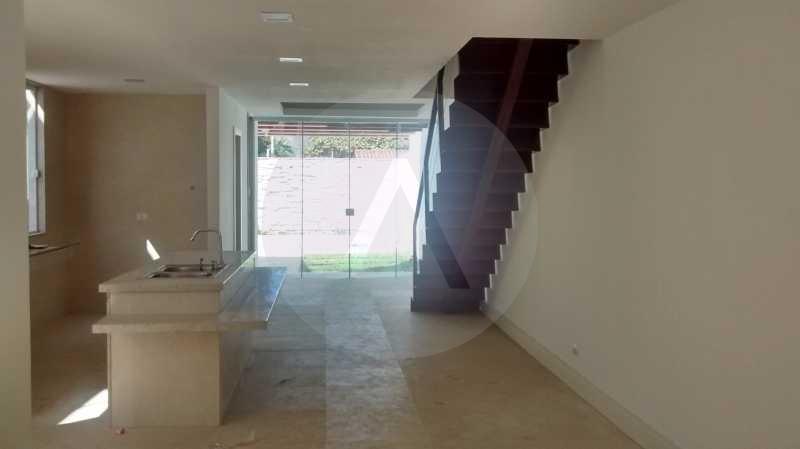 4 Casa Itaipu Maravista - Imobiliária Agatê Imóveis vende Casa de 168 m² Itaipu - Niterói por 600 mil reais. - HTCA30024 - 5